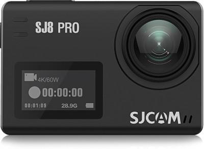 SJCAM SJ8 Pro Native 4K 60fps Wifi Action Camera 2.33