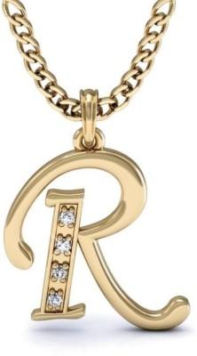 Vachya Shine 14kt Diamond Yellow Gold Pendant