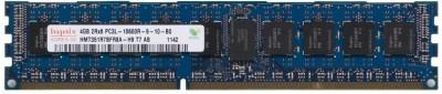 Hynix 1333 mhz DDR3 4 GB (Single Channel) PC (1333ghz)