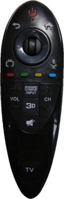 LipiWorld AN-MR500 Magic Remote Control for LG 2014 Series Smart Tv Remote Controller(Black)