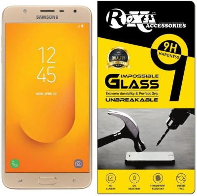 Roxel Impossible Screen Guard for Samsung Galaxy J7 Duo (Gold, 32 GB) (4 GB RAM)