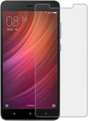 MobiBasket Tempered Glass Guard for Mi Redmi Note 4 Pack of 1