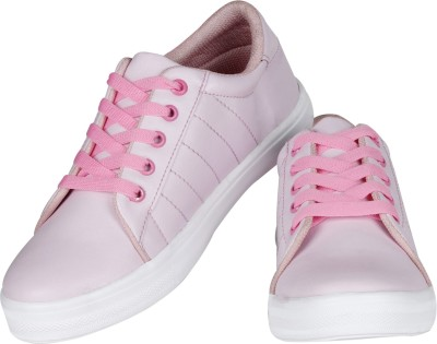 Girls Sneakers For Women(Pink