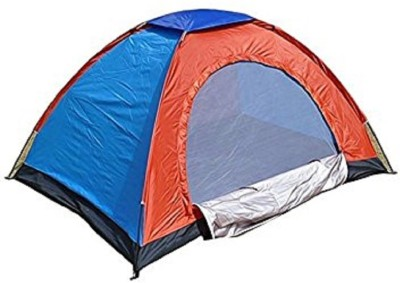 Param 4 Person tent Tent   For 4 Persons Multicolor