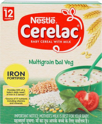 Nestle Multi Grain Dal Veg Cereal(300 g)
