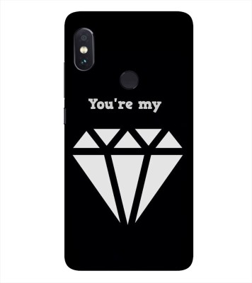 99Sublimation Back Cover for Huawei P20 lite, Honor P20 Lite, P20 Lite, Nova 3e(You Are My Style, Plastic)
