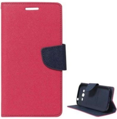 TZTIMEZ Flip Cover for OnePlus 3 Pink, Dual Protection