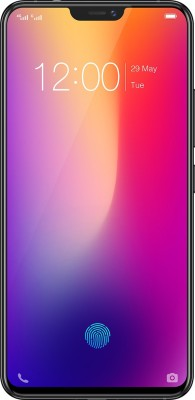 Vivo X21 (Vivo 1725) 128GB Black Mobile