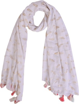 Ziva Fashion Printed Cotton Blend Women Stole
