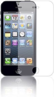 Macron Tempered Glass Guard for Apple iPhone 4s (Black, 64GB)(Pack of 1)