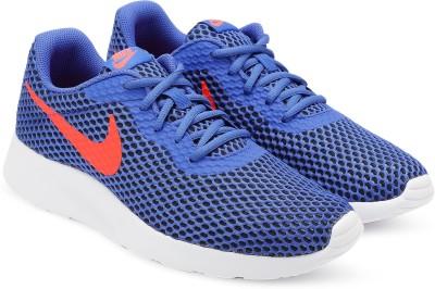 Nike NIKE TANJUN SE Sneakers For Men(Blue) 1