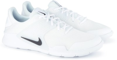 Nike NIKE ARROWZ Sneakers For Men(White, Black) 1