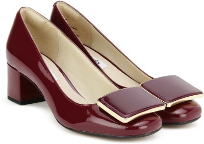 Lujoso sin cable Sureste  Buy Clarks Chinaberry Fun Aubergine Pat Bellies For Women(Purple) on  Flipkart | PaisaWapas.com