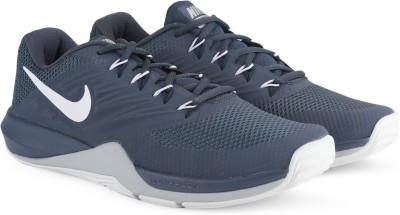 Nike LUNAR PRIME IRON II Training & Gym Shoes For Men(Blue) 1