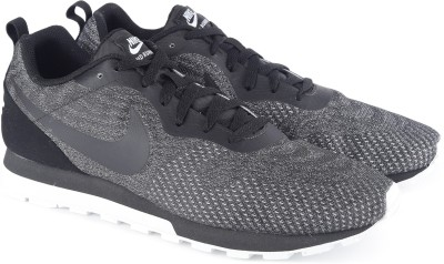 Nike NIKE MD RUNNER 2 ENG MESH Sneakers For Men(Black) 1