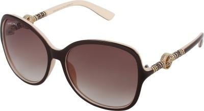 f6f53548a3 70% OFF on TOMCLUES Oval Sunglasses(For Girls) on Flipkart ...