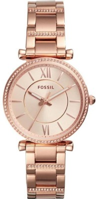 FOSSIL ES4301 CARLIE Analog Watch - For Women