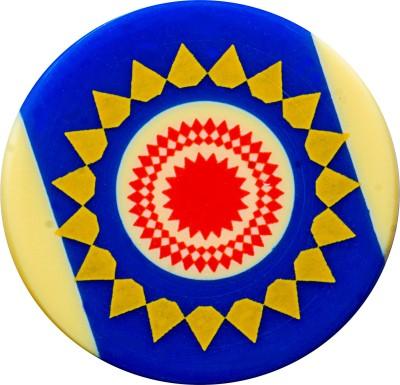 Acorn® Polyethylene Carrom Striker(Blue)