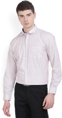Ruggers Men's Printed Formal Shirt