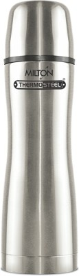 Milton Ally 470 ml Flask(Pack of 1, Silver)
