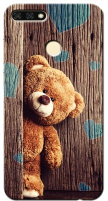 Coolcase Back Cover for https://www.flipkart.com/search?q=%honor%207x%20backCover%20marketplace(Multicolor, Flexible Case)