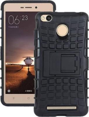 Swipewide Back Cover for Mi Redmi 3S Prime Black