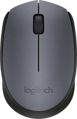 Logitech M170 Wireless Optical Mouse  USB, Black  Wireless Optical Mouse