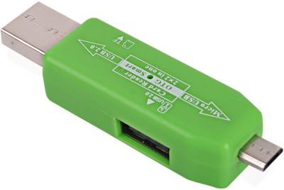 CartBug Micro USB OTG Adapter(Pack of 1)
