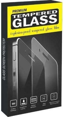 Vimkart Tempered Glass Guard for Elephone Trunk(Pack of 1)