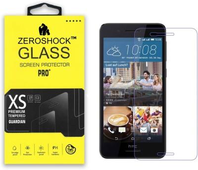 ZeroShock Tempered Glass Guard for HTC Desire 728