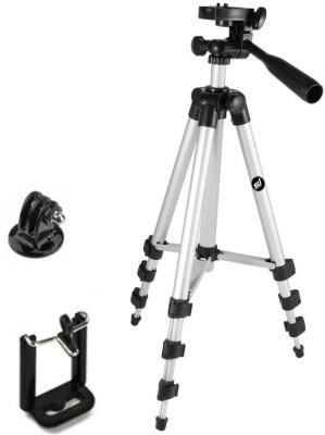 ZenShanti Flat Surface Grip Camera Mount(Silver)
