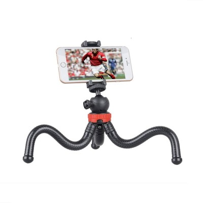 ReTrack 360 Degree Flexible Octopus Tripod with Bracket Tripod(Black, Supports Up to 1000 g) 1