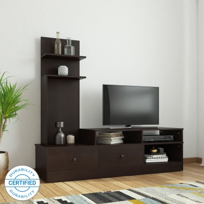 Flipkart Perfect Homes Sirena TV Entertainment Unit(Finish Color - Wenge)