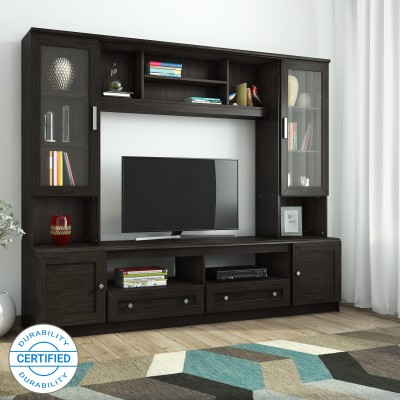RoyalOak Berlin Engineered Wood TV Entertainment Unit(Finish Color - Wengy)
