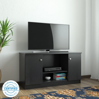 Crystal Furnitech Crestor Engineered Wood TV Entertainment Unit(Finish Color - Wenge)