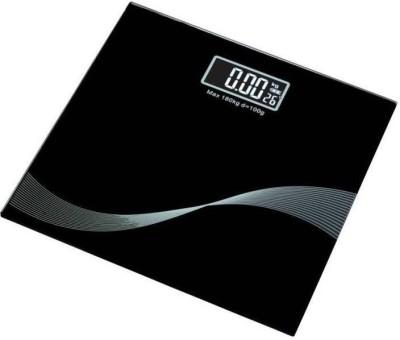 Zeom Stack Vou 8mm black Weighing Scale(Black) Weighing Scale(Black)