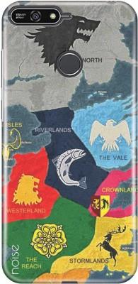 Noise Back Cover for Honor 7A(Multicolor, Hard Case, Plastic) Flipkart