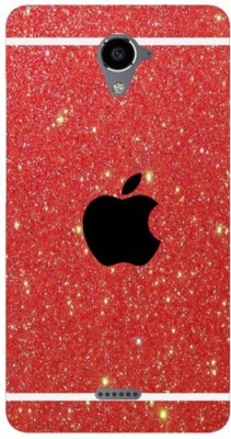 Mysha Back Cover for Panasonic Eluga Ray X Multicolor, Silicon