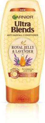 Garnier Ultra Blends Royal Jelly & Lavender Anti Hair Fall Conditioner (175ML)