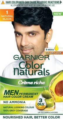 Garnier Men Color Naturals , Black 1
