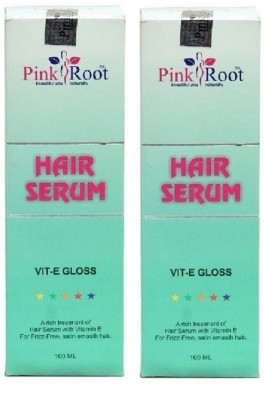 Pink Root Hair Serum Pack of 2(100 ml)