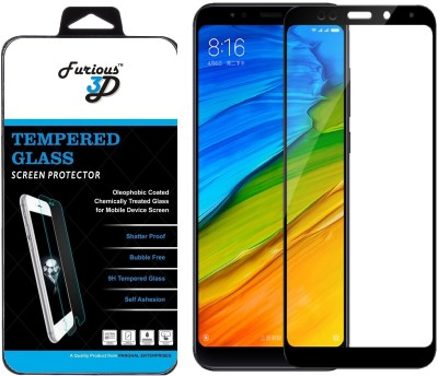 Furious3D Tempered Glass Guard for Mi Redmi Y2(Pack of 1)