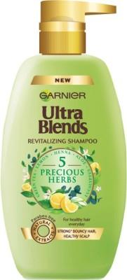 Garnier Ultra Blends 5 Precious Herbs Shampoo 640ml