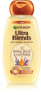Garnier Ultra Blends Royal Jelly and Lavender Shampoo (340ml)