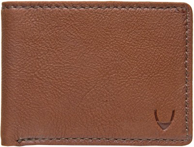 Hidesign Men Tan Genuine Leather Wallet