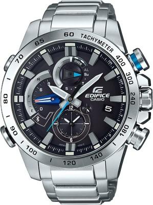 CASIO EX402 ( EQB-800D-1ADR ) Edifice Bluetooth Analog Watch - For Men