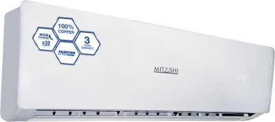 Mitashi 1 Ton 5 Star BEE Rating 2018 Inverter AC  - White(MiSAC105INv35, Copper Condenser)
