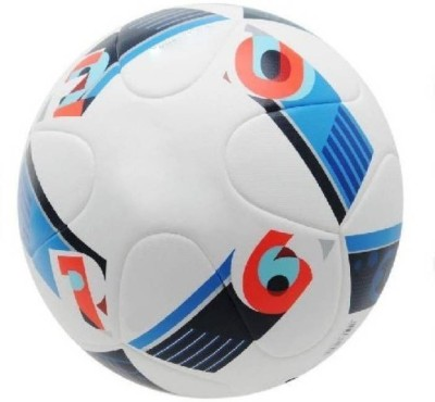 SMT FIFA World Cup Euro Football - Size: 5(Pack of 1, Multicolor)