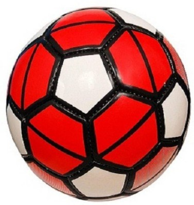 SMT Ordem Red Football   Size: 5 Pack of 1, Multicolor
