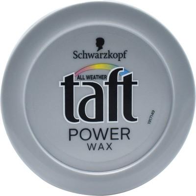 Schwarzkopf Taft All Weather Power Wax - 75ml Wax(75 ml)